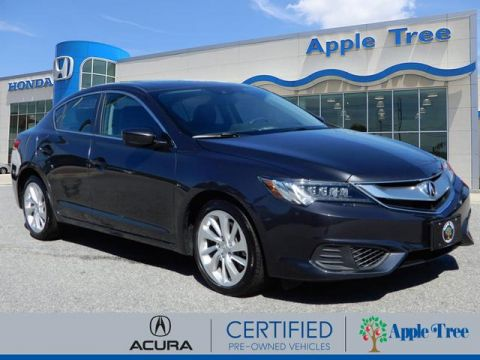 Pre-Owned 2016 Acura ILX w/Tech