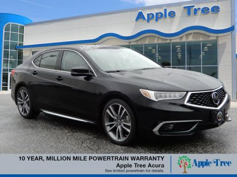 New 2019 Acura TLX V6 w/Advance