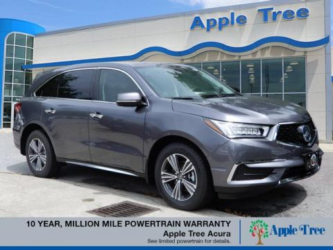 Acura MDX Model Overview And Specs Apple Tree Acura - 2018 acura mdx price