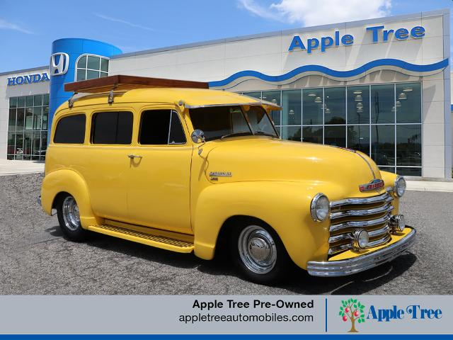 Pre-Owned 1952 Chevrolet Suburban 3100