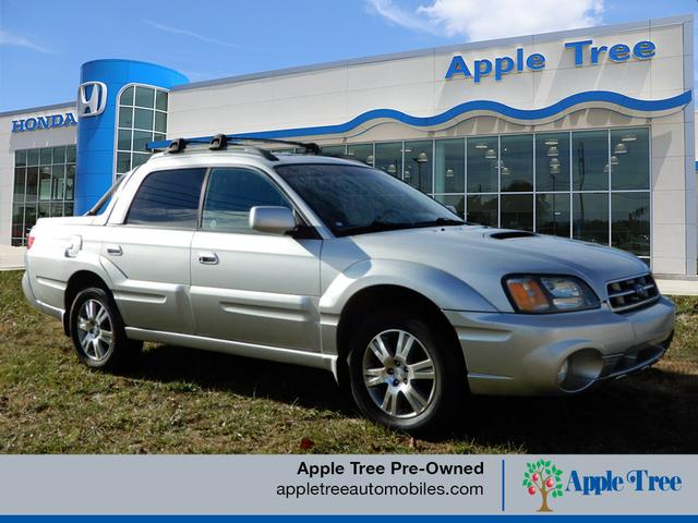 Pre-Owned 2006 Subaru Baja Turbo