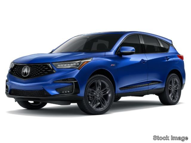 New 2020 Acura Rdx Sh Awd With A Spec Package Sh Awd 4dr Suv W A