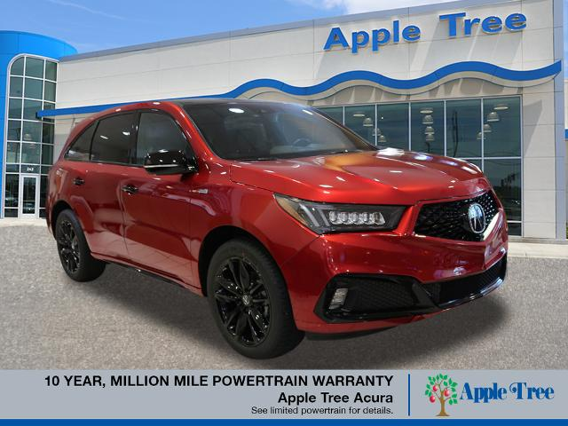 New 2020 Acura MDX SH-AWD PMC Edition