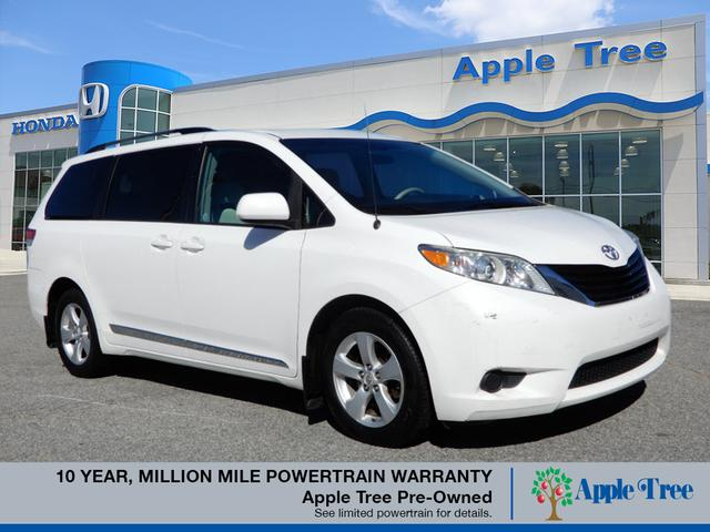 Pre-Owned 2012 Toyota Sienna LE 8-Passenger