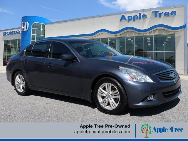 Pre-Owned 2011 INFINITI G37 Sedan Journey