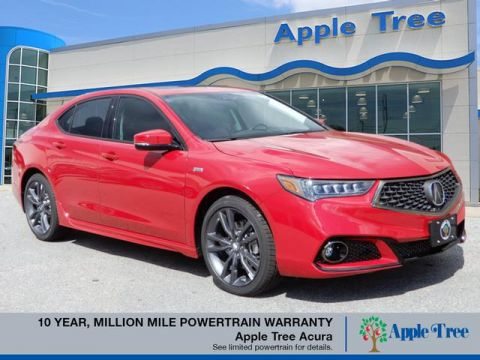 New 2019 Acura TLX SH-AWD V6 w/Tech w/A-SPEC
