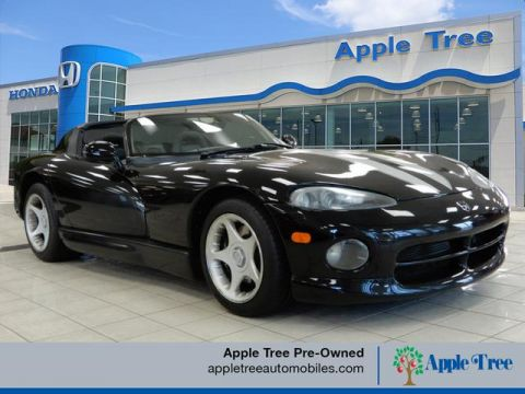 Pre-Owned 1996 Dodge Viper RT/10