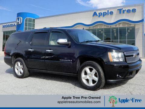 Pre-Owned 2007 Chevrolet Suburban LTZ Leather, Sunroof, Navigation, D