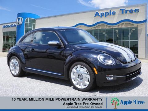 Pre-Owned 2013 Volkswagen Beetle Turbo PZEV