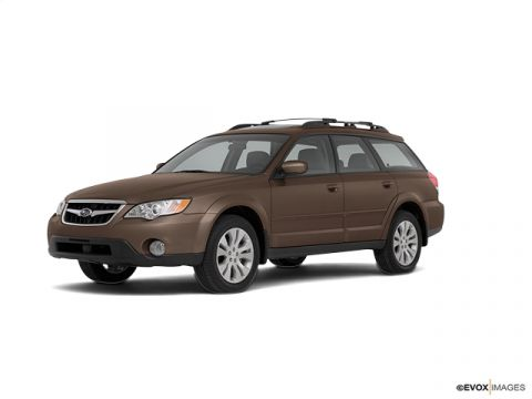 Pre-Owned 2008 Subaru Outback 2.5i Limited