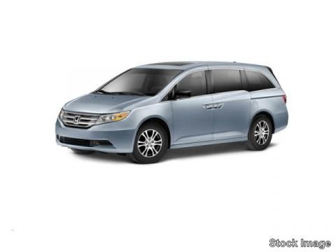 Pre-Owned 2012 Honda Odyssey EX-L RES DVD