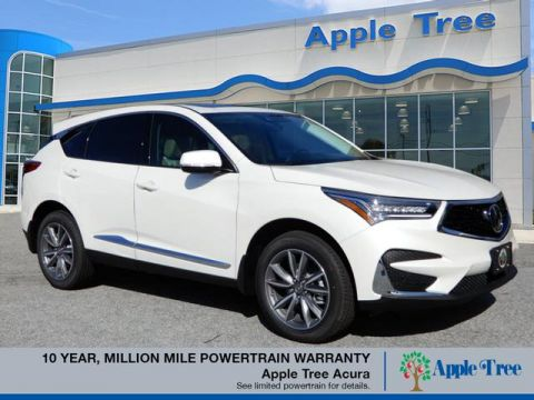 New 2019 Acura RDX SH-AWD with Technology Package