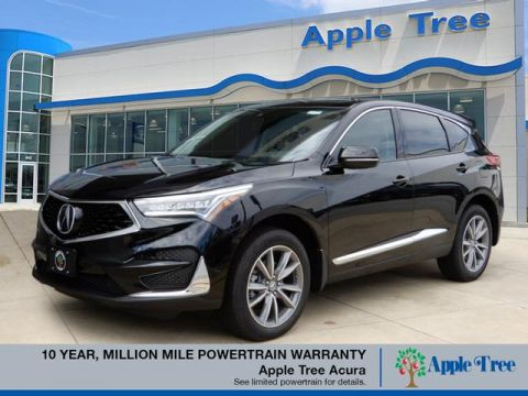 New 2019 Acura RDX SH-AWD w/Tech